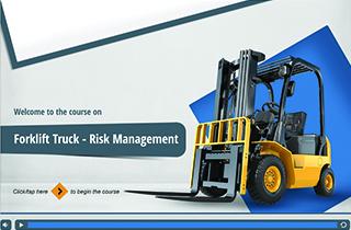 Forklift Truck Risk Management