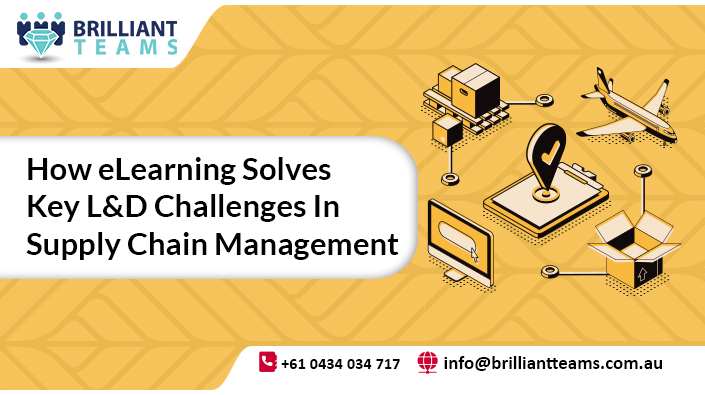 How eLearning solves key L&D challenges in Supply Chain Management